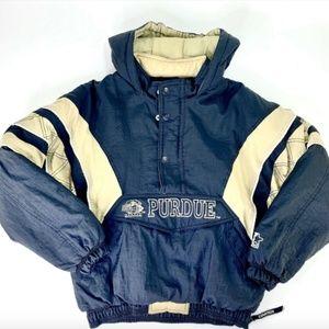 Starter Purdue Boilermakers Men's Large Pullover